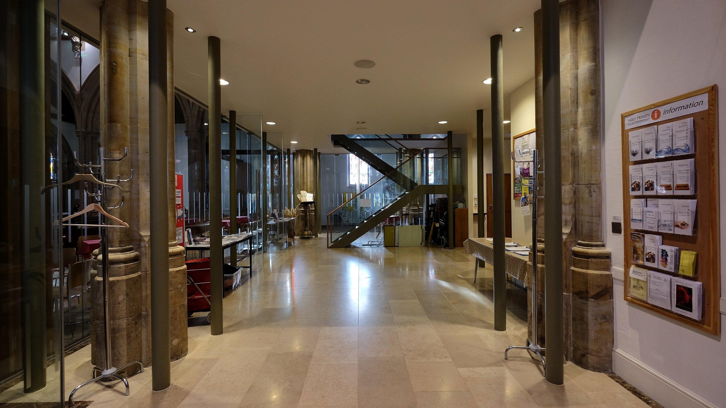 Entrance area.JPG