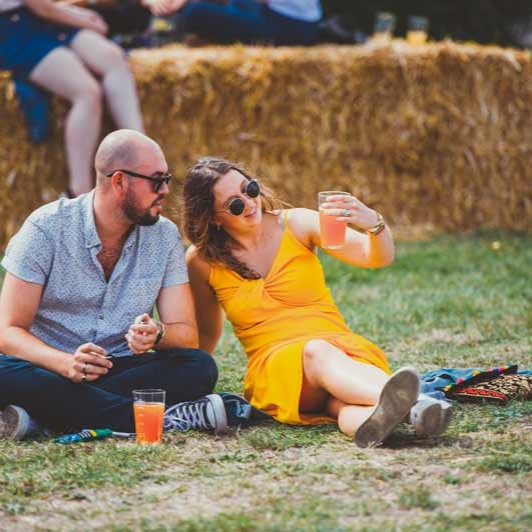 The Village Green - Back for 2019, last year the Village Green hosted larger breweries, from Bath Ales and their airstream to Brooklyn Brewery, all on a lovely grass lawn over looking Blackpit's 3 acre lake!