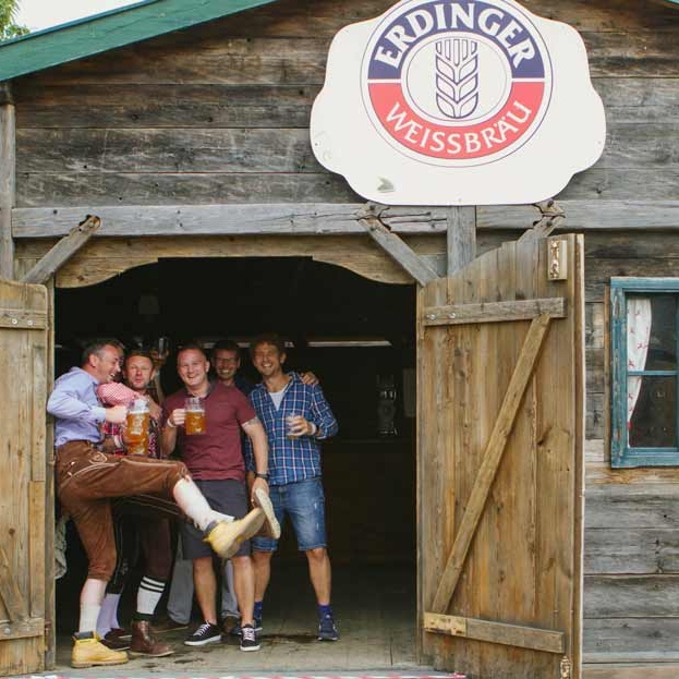 Brewery Experience - In 2018, Erdinger came with their German drinking lodge to give Festival goers an authentic 'Bavarian' experience, from lederhosen to steins, it was just like Oktoberfest! This year there's more breweries bringing you a slice of their hearts.