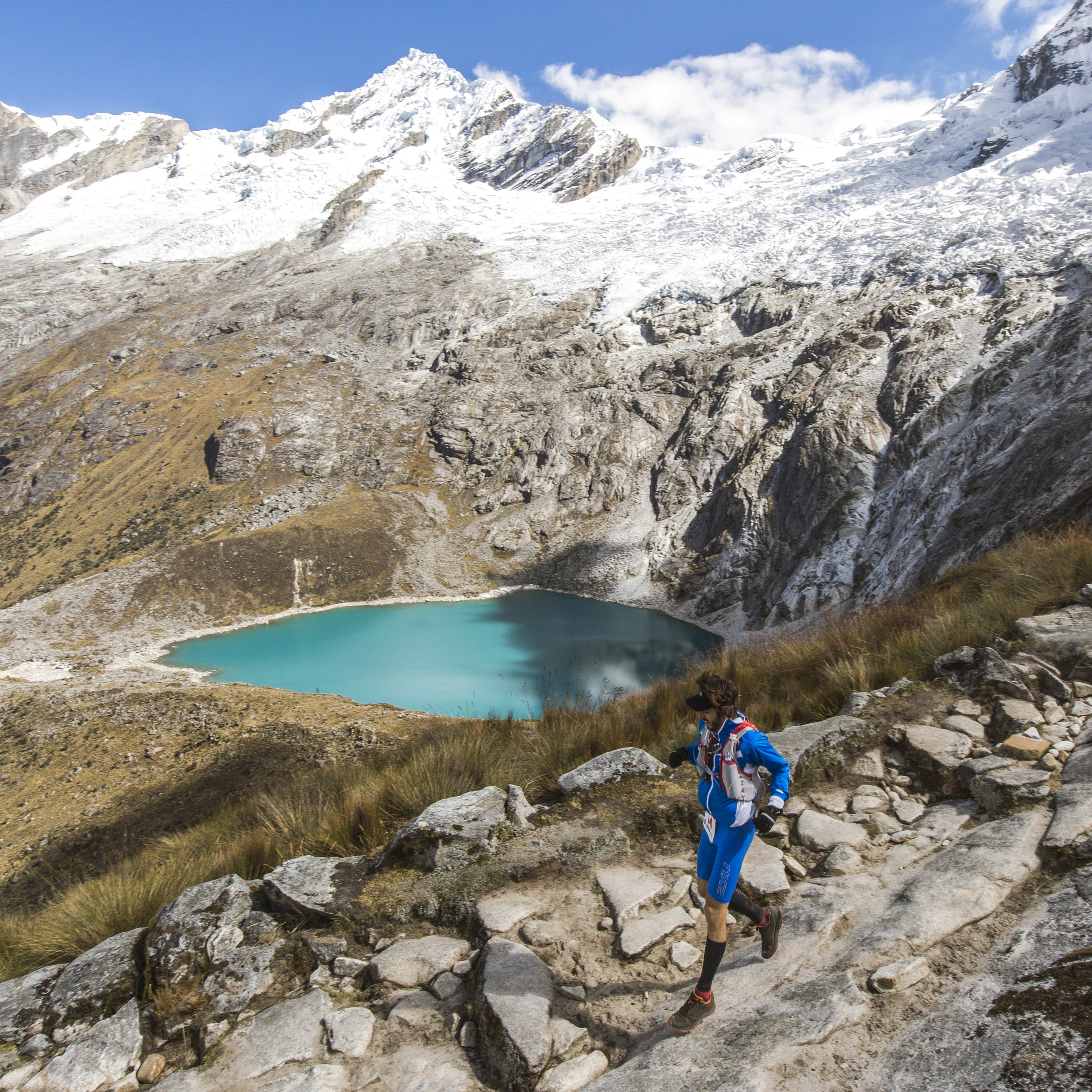 SIERRA ANDINA PACKAGE TRIP - 9-Day all inclusive package to the premier trail running event in the Cordillera Blanca • August 3-11, 2019