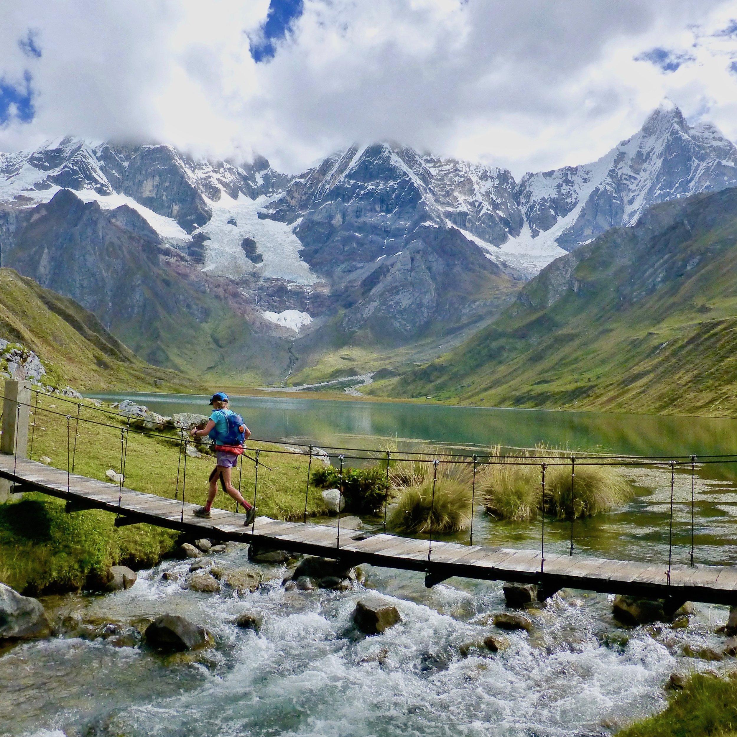 HUAYHUASH CIRCUIT ADVENTURE - 13-Day trail running adventure around the stunning Cordillera Huayhuash • June 3-15, 2019