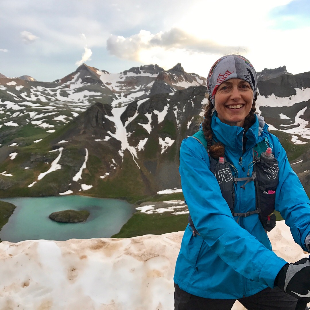 Sarah Lavender Smith - Sarah is a long-distance runner, coach, and writer with extensive experience running and hiking in the San Juan Mountains and deep family roots there. She is known in the mountain/ultra/trail-running community as a writer for Trail Runner magazine, co-host of UltraRunnerPodcast, and author of the 2017 book, The Trail Runner's Companion: A Step-by-Step Guide to Trail Running and Racing, from 5Ks to Ultras. A veteran of more than 80 marathons and ultras, Sarah has raced some of North America's most challenging 100-milers as well as achieved podium finishes in three 250K multi-day, self-supported stage races. She lives half the year near Telluride, the other half in the Bay Area, and has participated in numerous races in the San Juans including the Telluride Mountain Run, Silverton Alpine 50K, Imogene Pass Run, and multiple times has paced different segments of the Hardrock 100. She is the mother of two teens and blogs at TheRunnersTrip.com. She is thrilled to be a coach and guide for this retreat, sharing her love and knowledge of trail running while she also trains for this summer's Ouray 100 and other mountain ultras.
