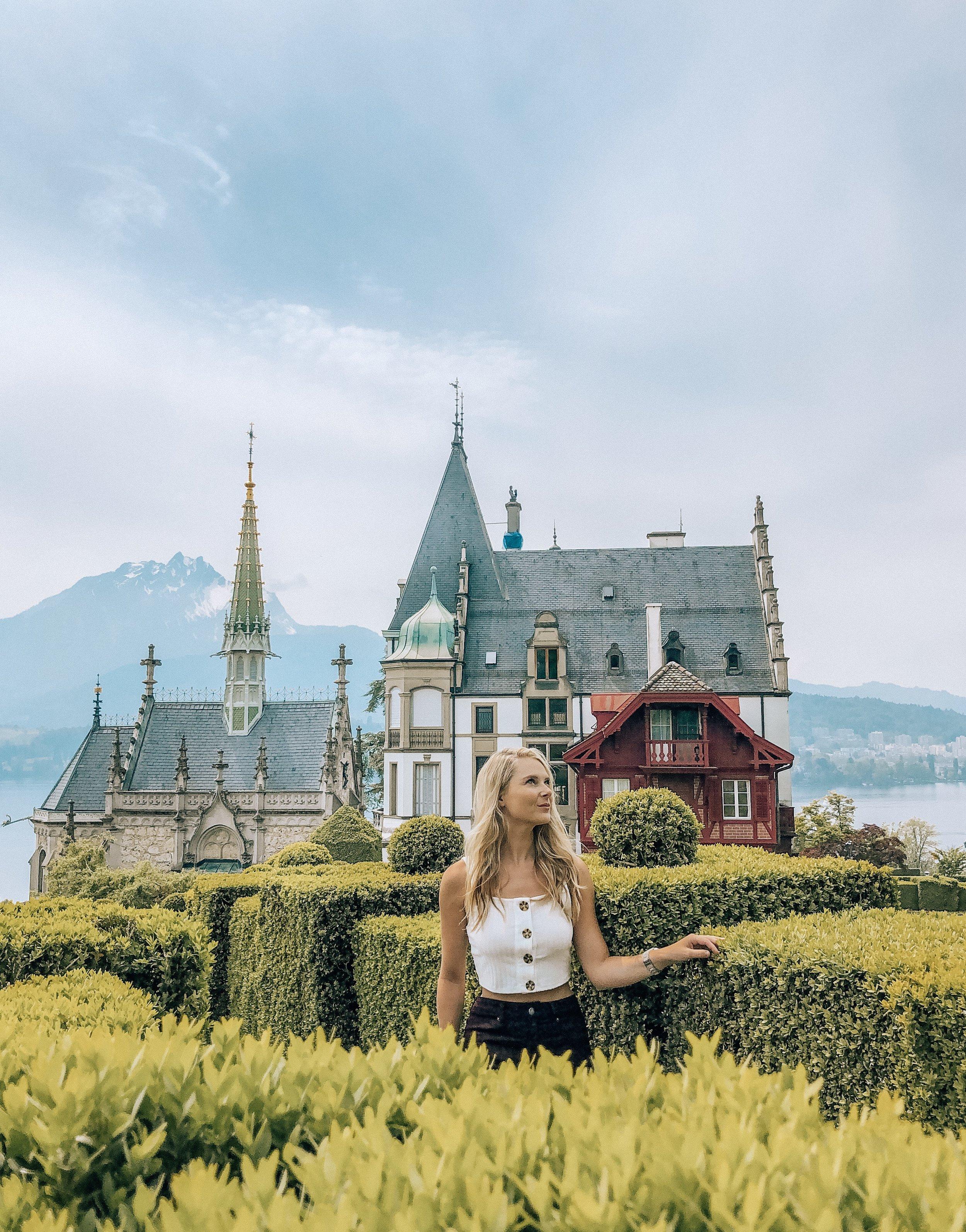 Schloss Meggenhorn Castle