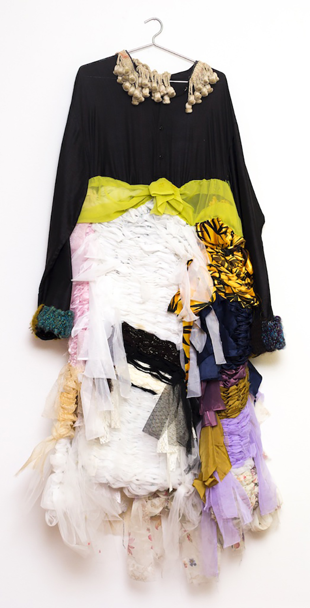 Casey Byrnes, Untitled (BT 198), textile