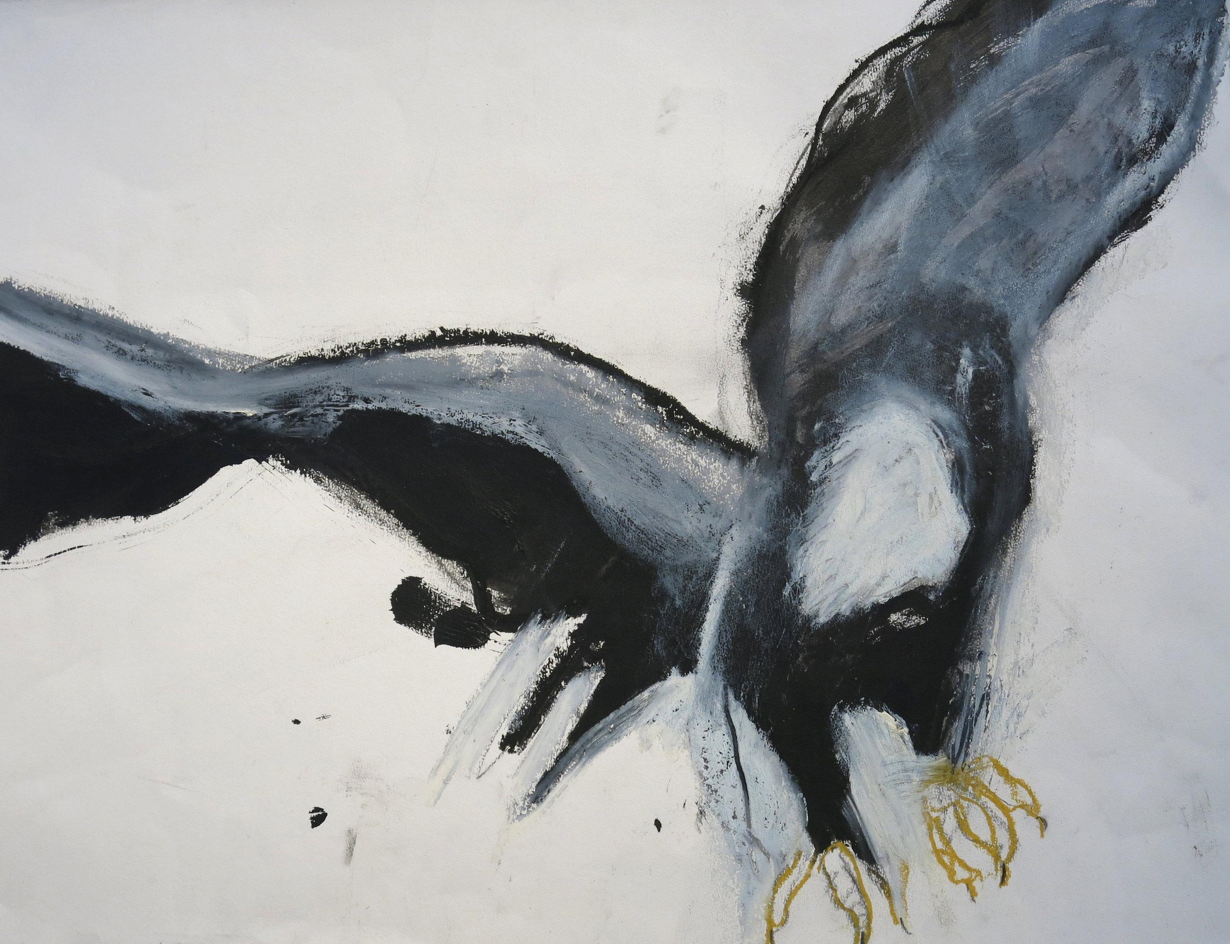 Franna Lusson, Untitled (FL 183), 20 x 26.5 inches