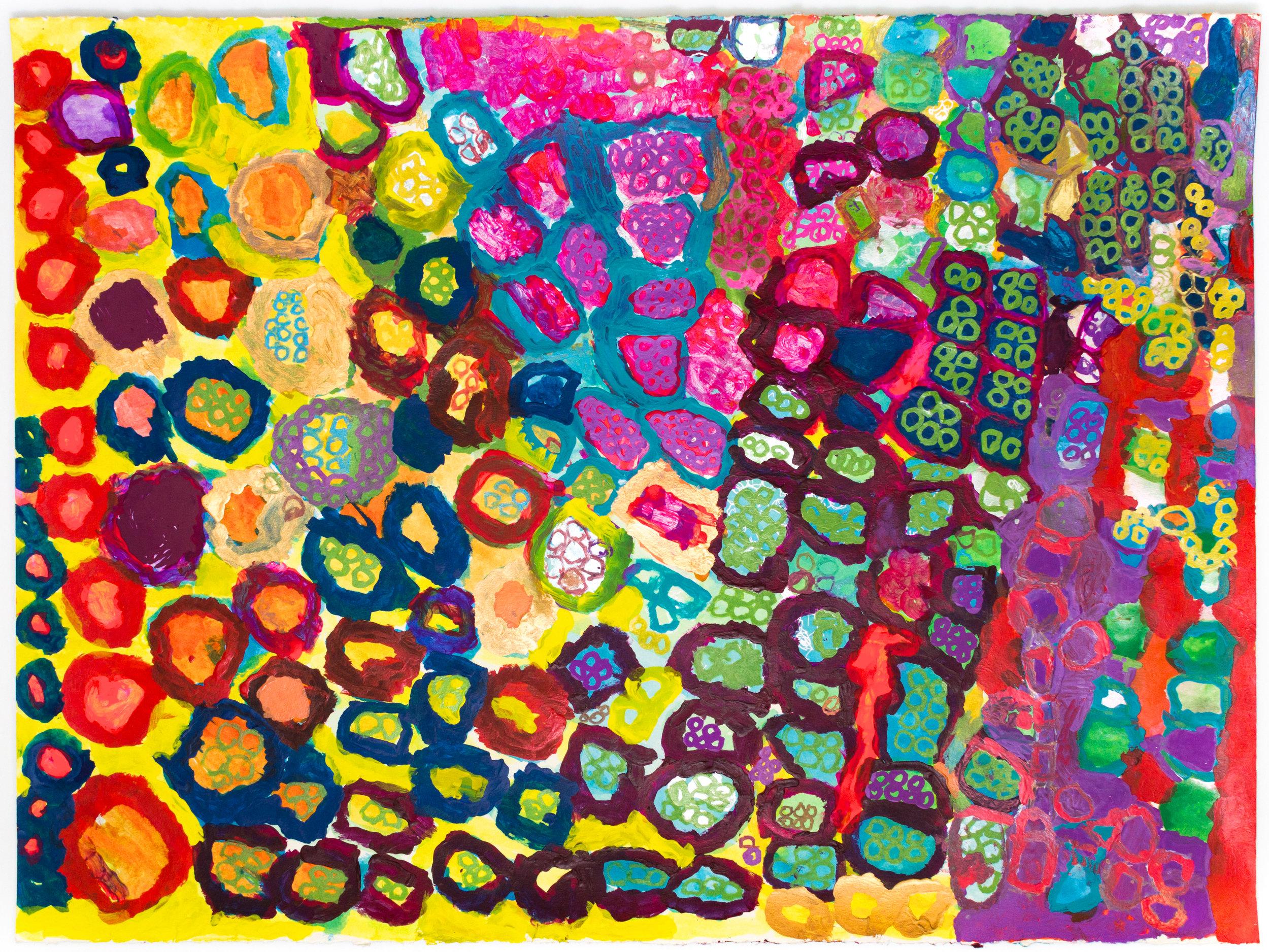Barry Regan, Untitled (BR 083), 2017, 22 x 30 inches