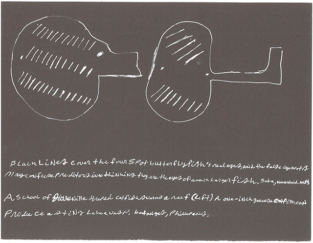 Chris Corr-Barberis, Untitled (CCB 004), 2017, Work on paper, 9.75 x 12.75 inches