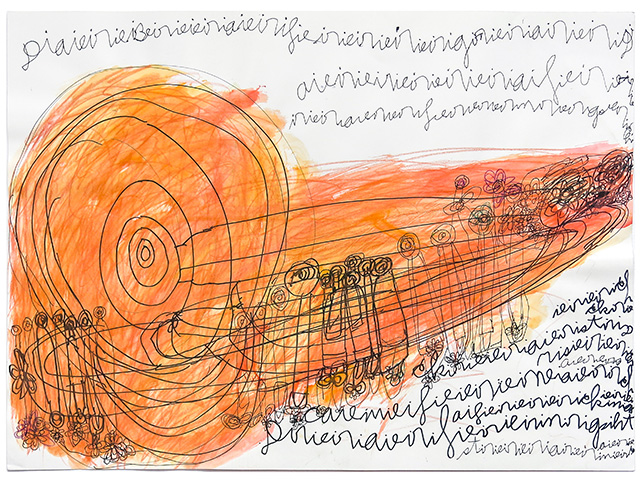 Dwight Mackintosh, Untitled (DMa 110), 1994, Work on paper, 22 x 30 inches