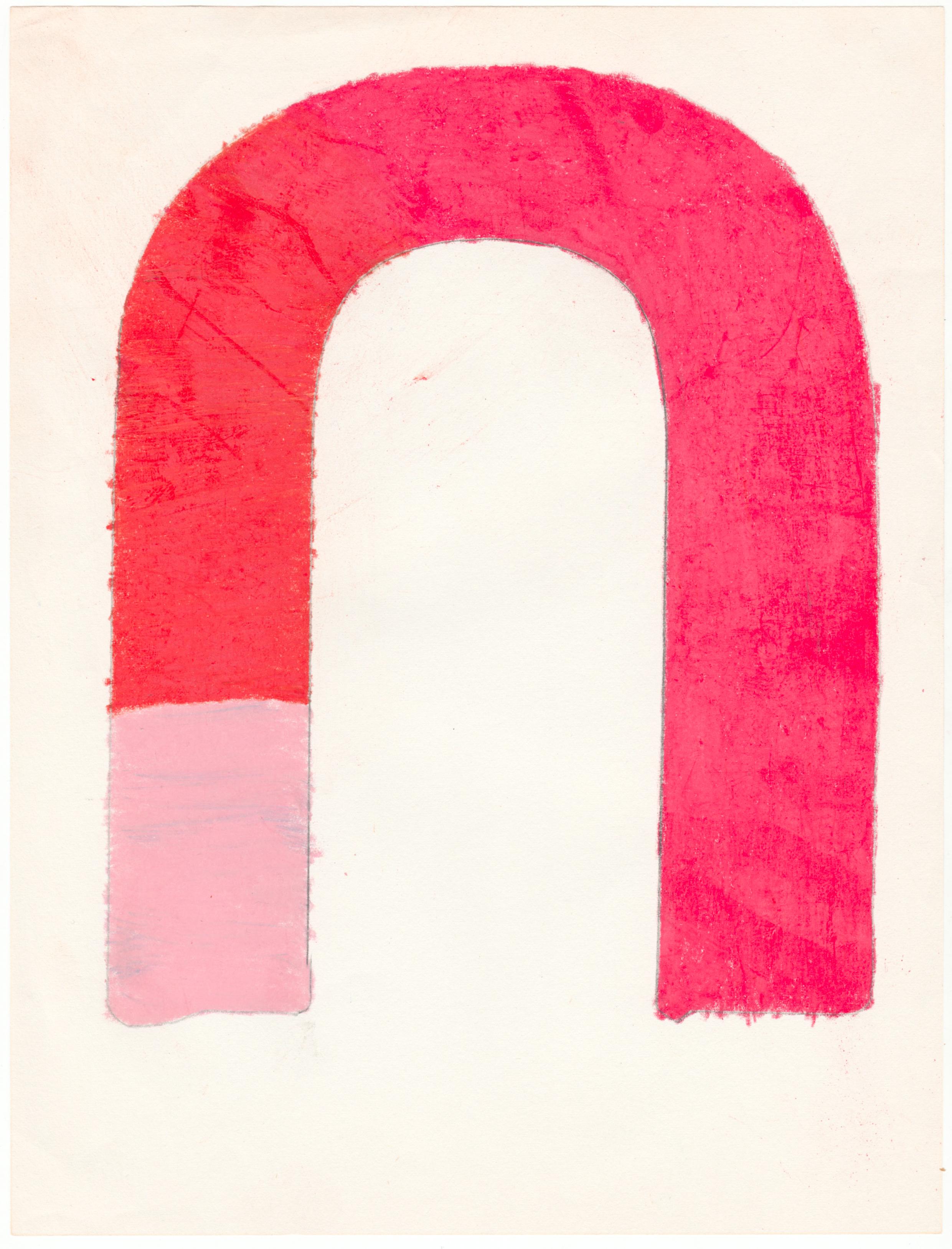 Alice Bonczkowski, Untitled (AB 021), 8x10.5 inches
