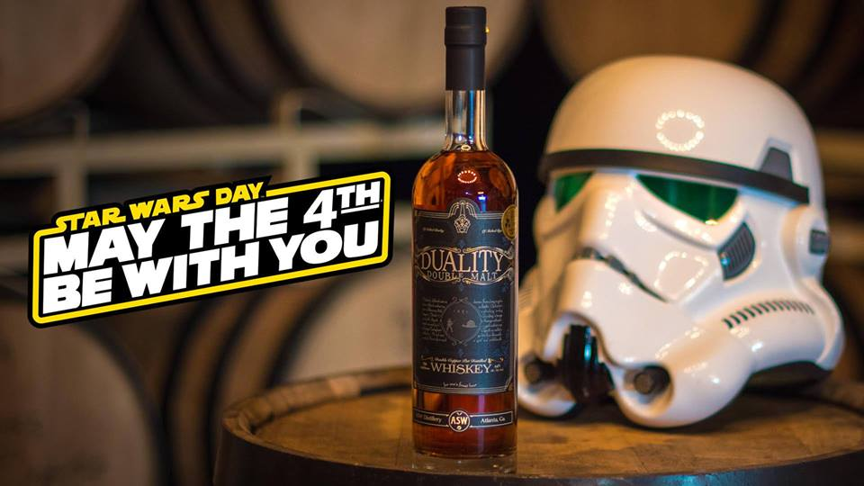 May the 4th Be With You at ASW Whiskey Exchange