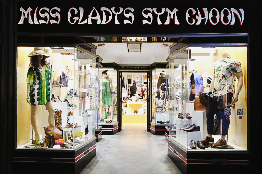 Miss Galdys Storefront
