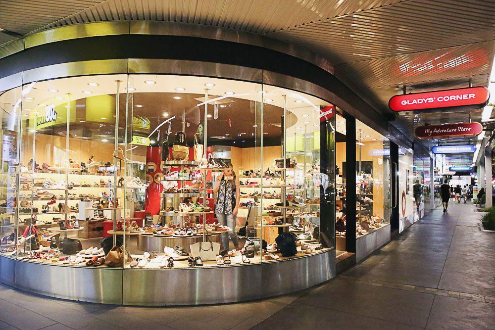 Gladys' Corner Shopfront