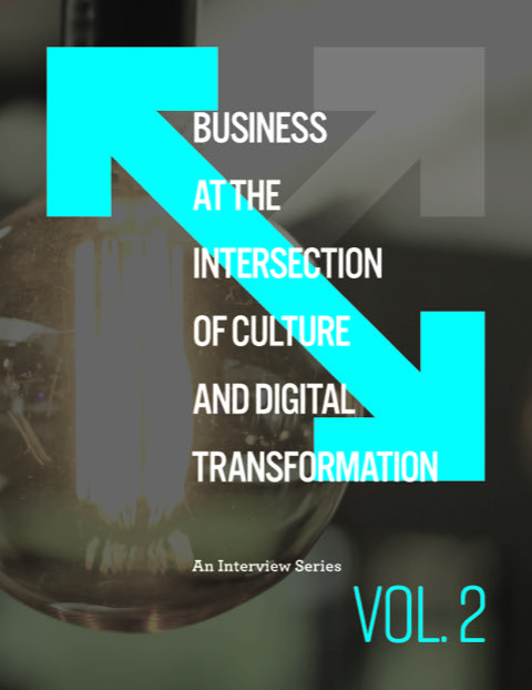 CULTURE IS THE ACCELERANT OF TRANSFORMATION - Nestle, Anheuser-Busch, Shaw Communications, Ogilvy Worldwide and Klick Health are featured in Volume 2