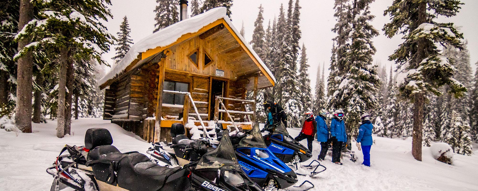 7.SNOWMOBILING -