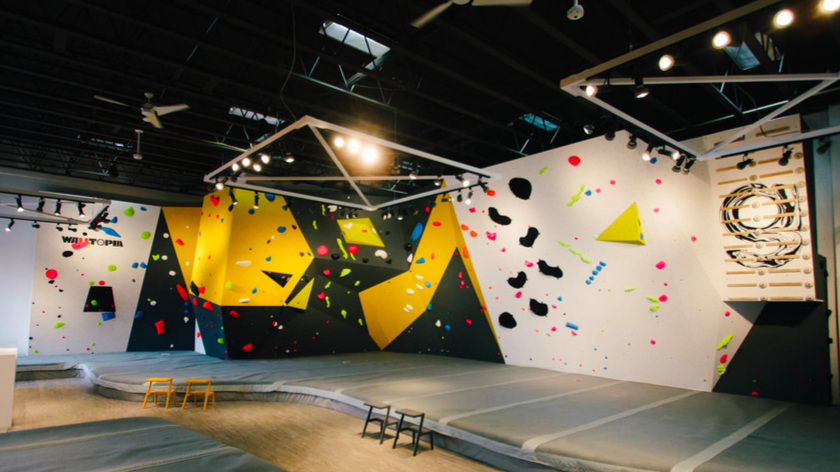 Gneiss - KELOWNABright, open climbing centre, with programs available for beginner to advanced climbers.-LEARN MORE-