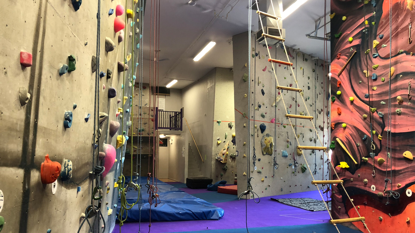 Beyond the Crux - KELOWNAIndoor Climbing Centre-LEARN MORE-