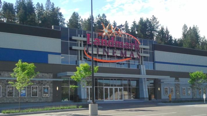 Landmark Cinemas Xtreme - 525 Hwy 97 South. WEST KELOWNA map