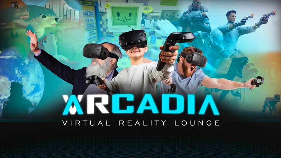 Arcadia Virtual Lounge - KELOWNAVirtual reality games, fun for ages 7 and up-LEARN MORE-