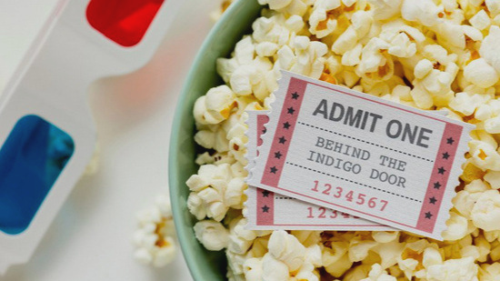 4. Cuddle up & stay warm at a movie - Orchard Park Cinema
