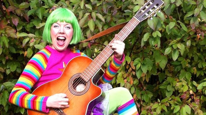 Kiki the Eco Elf - Songs, stories, games and face-painting!-LEARN MORE-