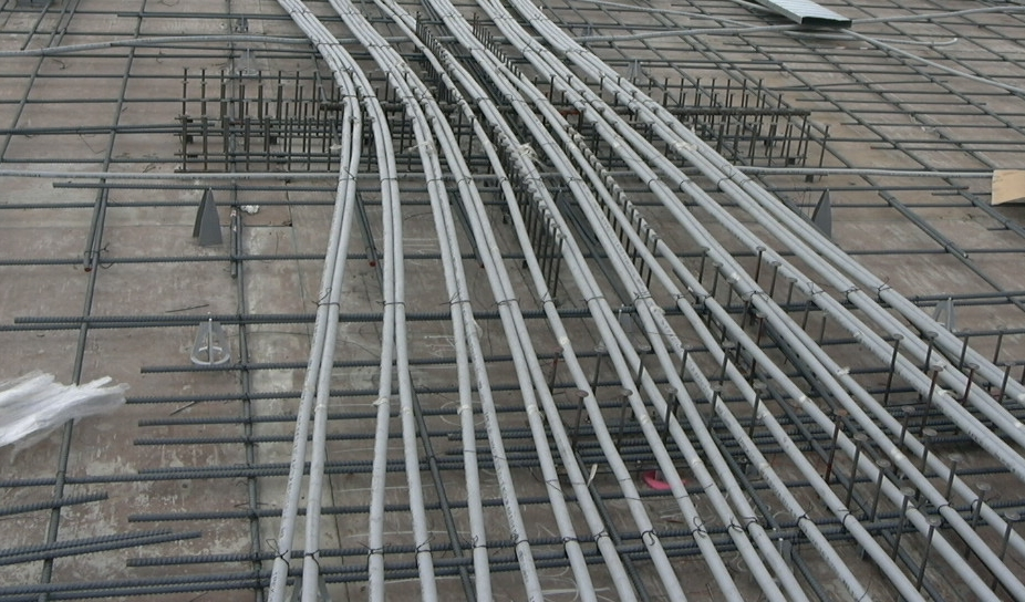 Post-Tensioning - We have experience with post-tensioning design and construction implementation in both bonded and un-bonded systems.