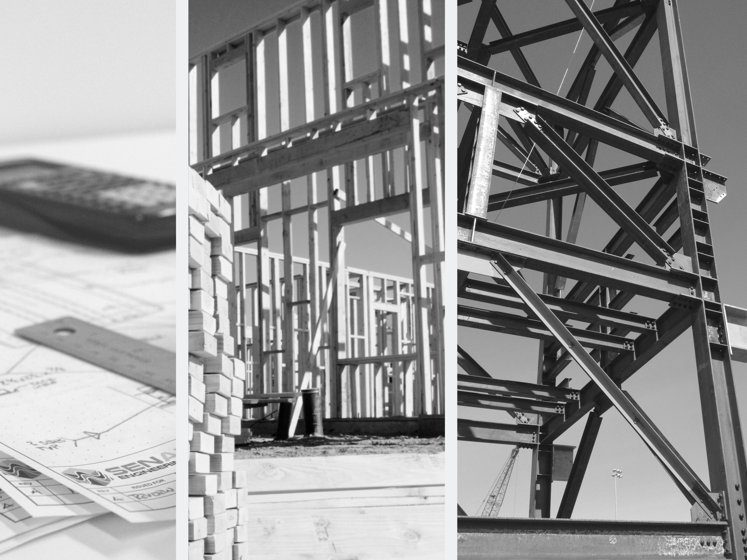 From concept topost-construction engineering support, we do it all. -