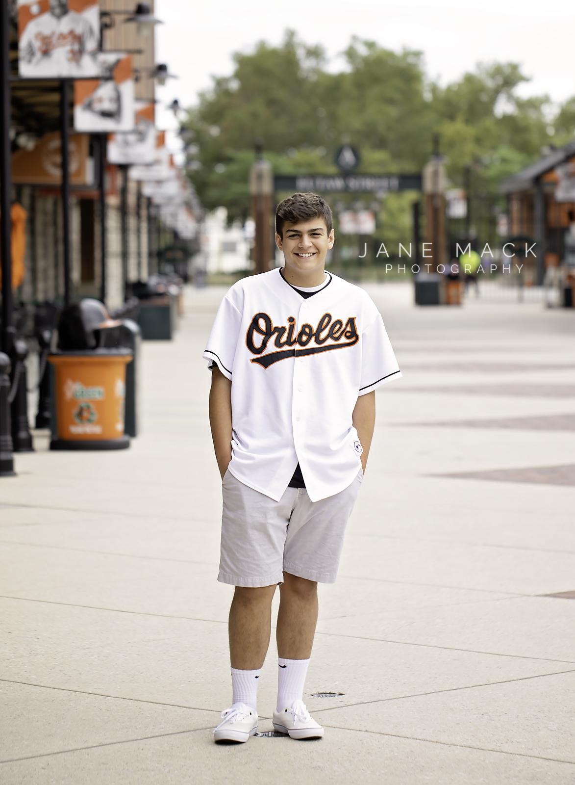 Orioles Senior Pictures