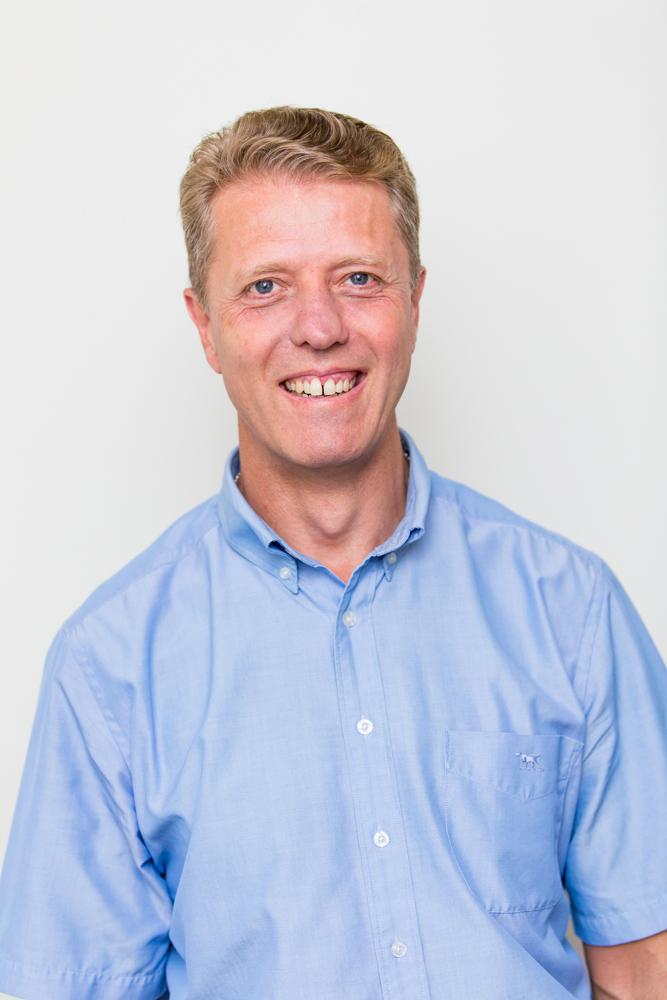 Dr Braden Keil -
