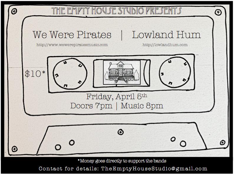 We_Were_Pirates_House_Show_Alexandria_VA_DC