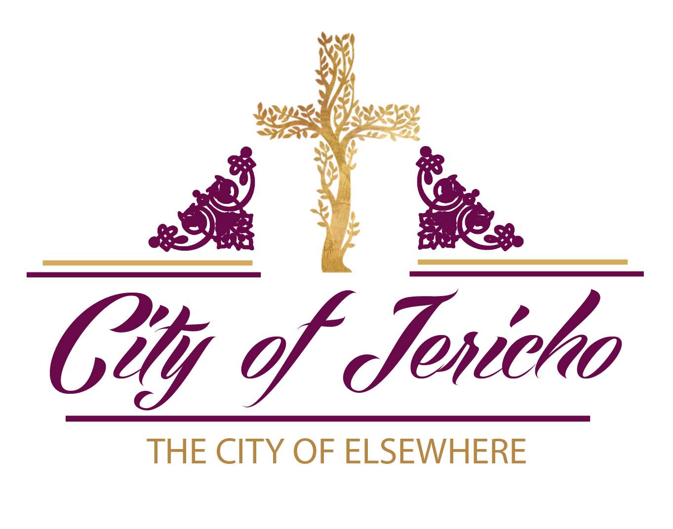 "City of Jericho - ""The City of Elsewhere"""