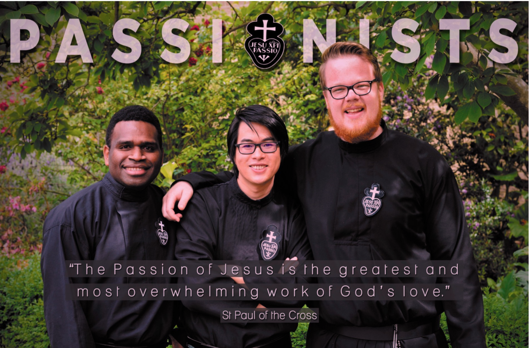 Passionists Vocations