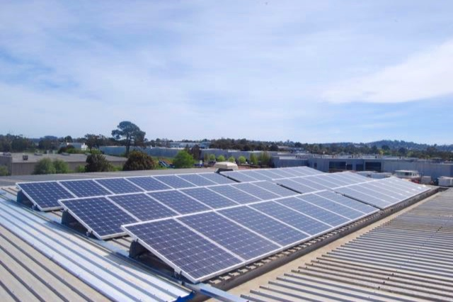 2013: 20.16kWp grid-connect - LanceSmith Excavations, Bayswater, Vic.