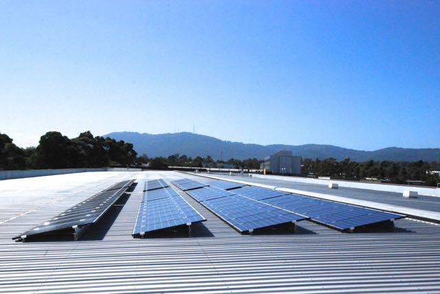2013: 30kWp grid-connect - Deks Industries Australia.