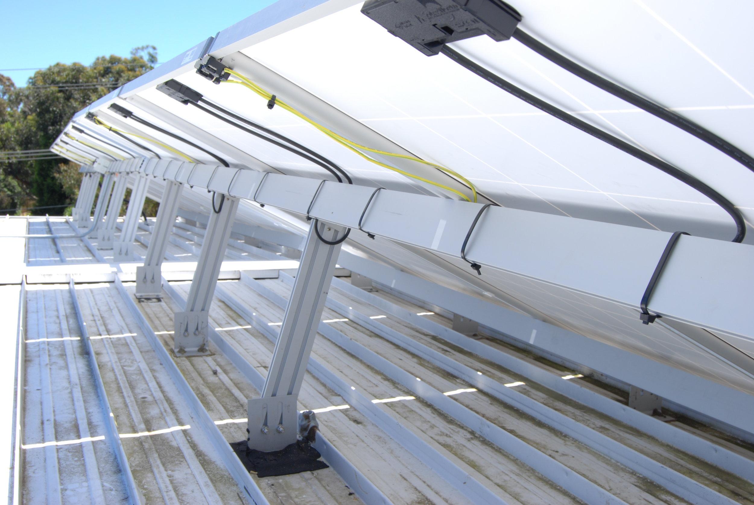 2011, 4.4kWp PV Plant - Heathmont, Victoria