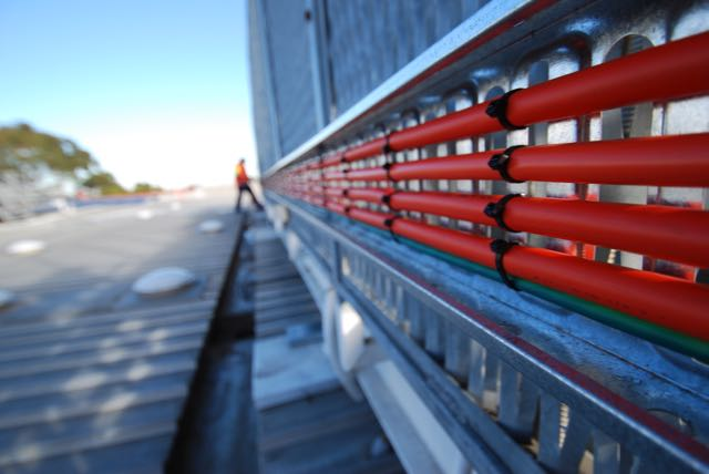 2015: One of the most complex commercial installs undertaken.