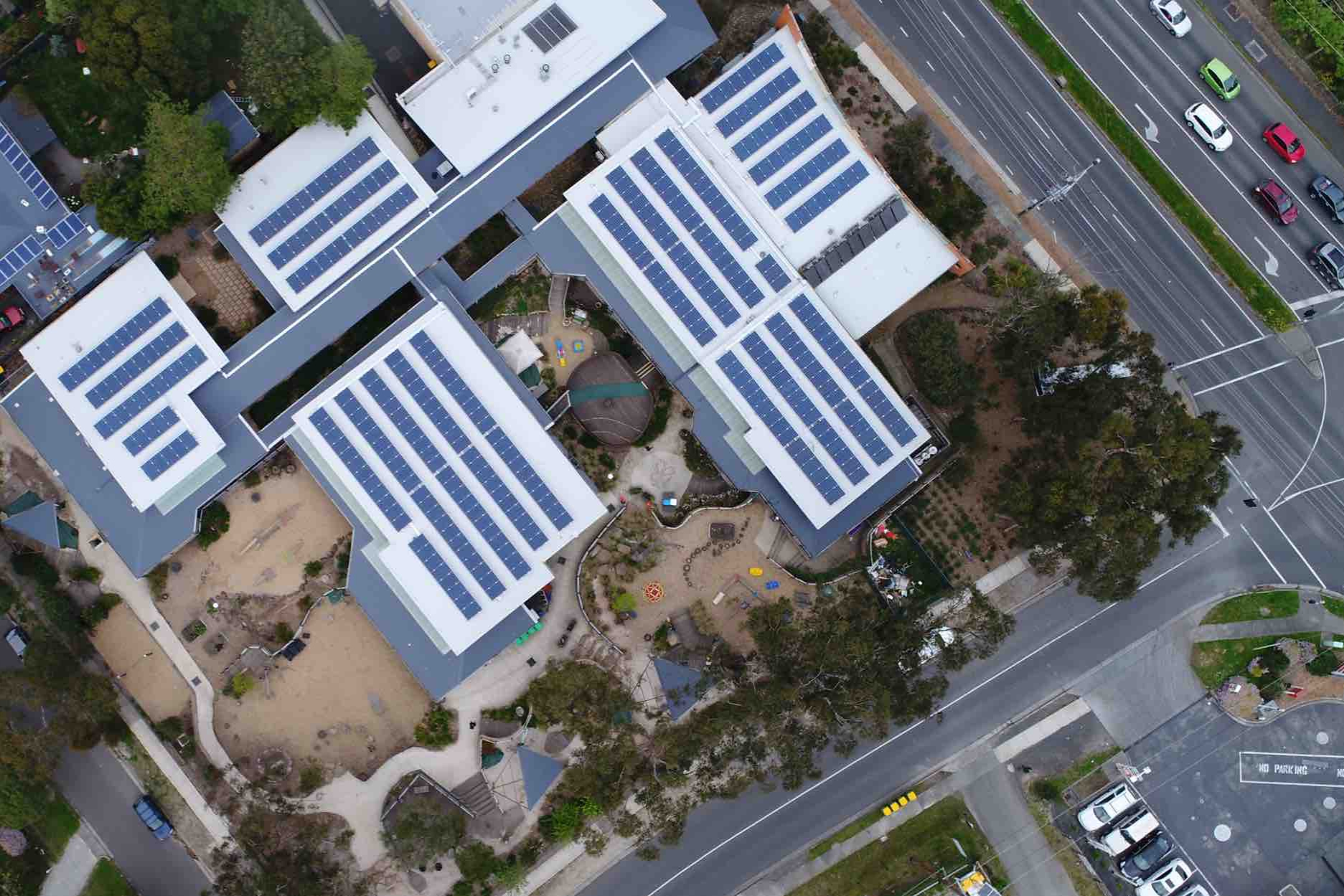 2017-18: 850KWP+ Yarra Ranges Shire Council - multiple sites
