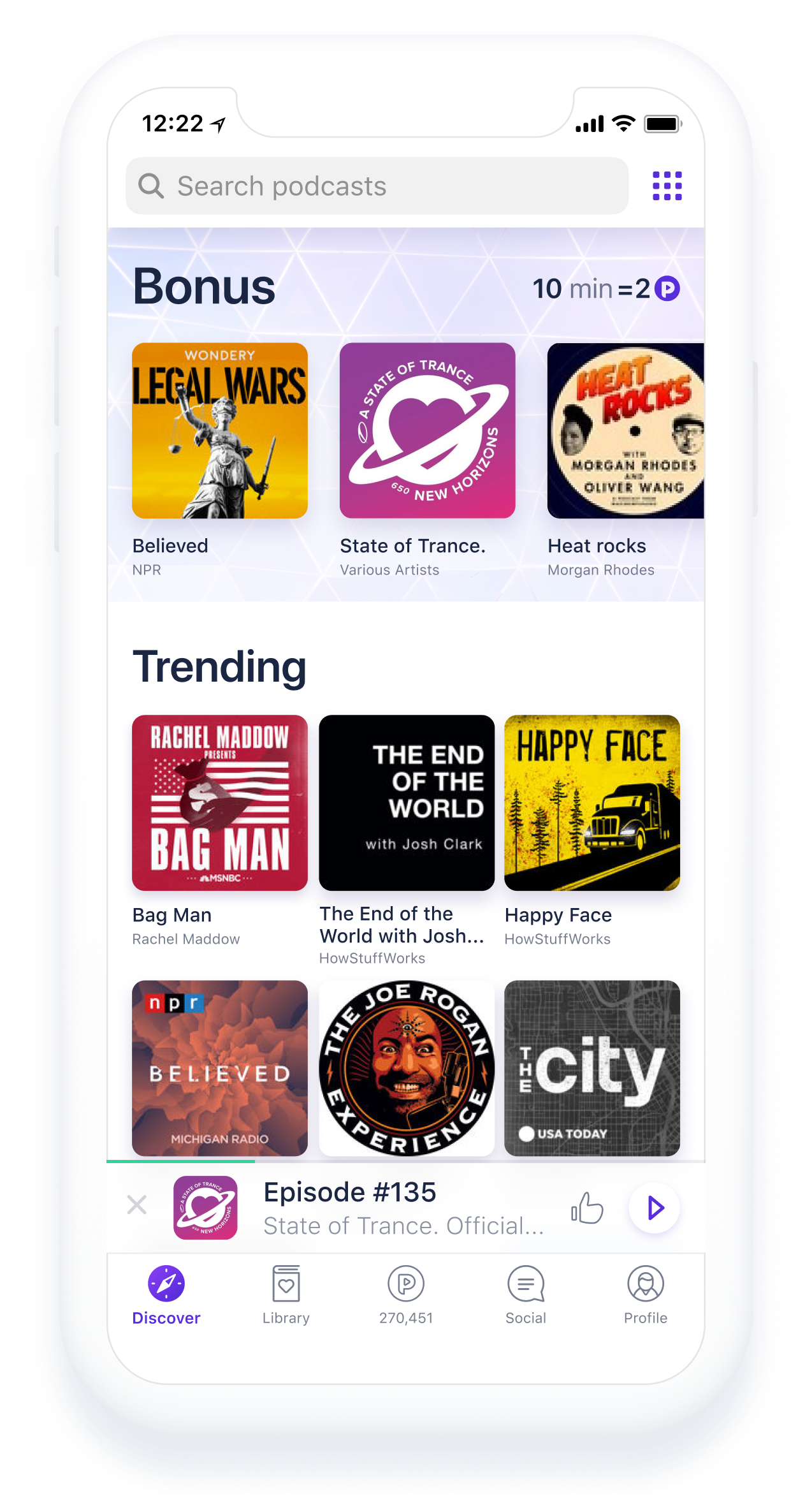 EVERY PODCAST AVAILABLE! - MORE then 583,764 PODCASTS and 37,302,762 EPISODES Available for YOU right NOW!