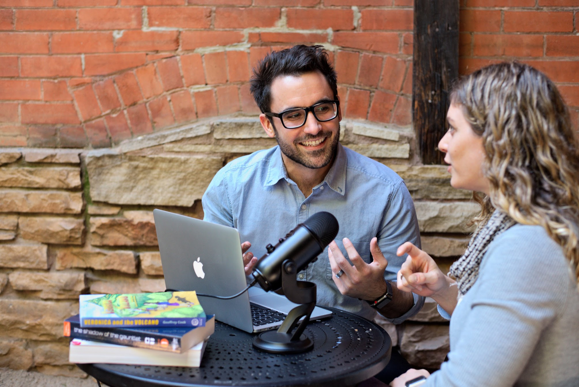 Podcasts: The Modern Storytime