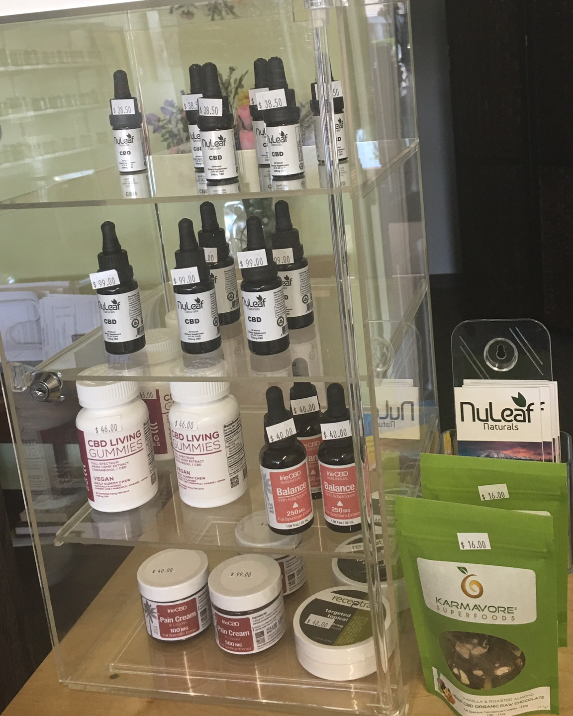 Our CBD Collection.