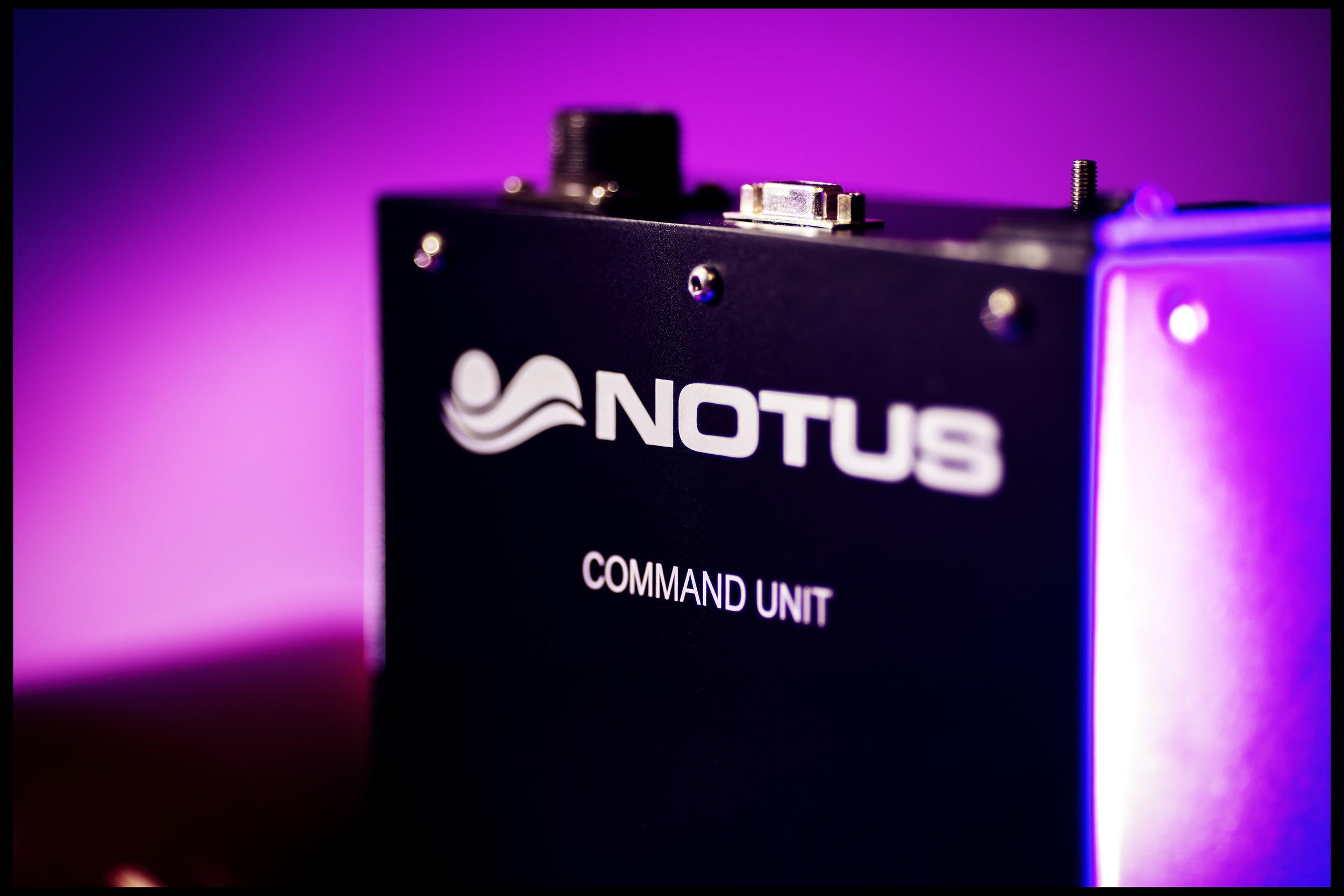 Notus Command Unit