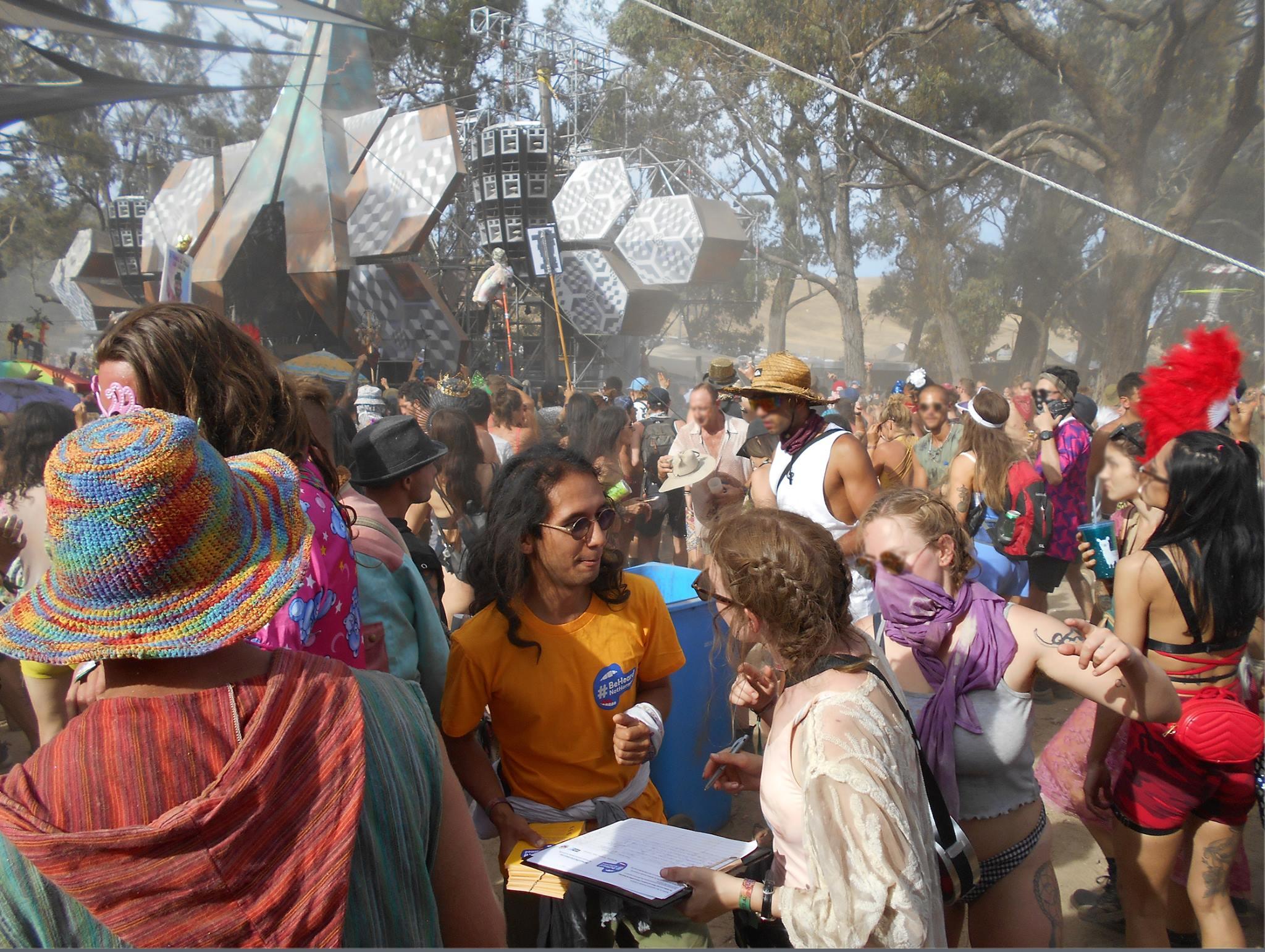 Petitioning on the dancefloor at Rainbow Serpent Festival.jpg