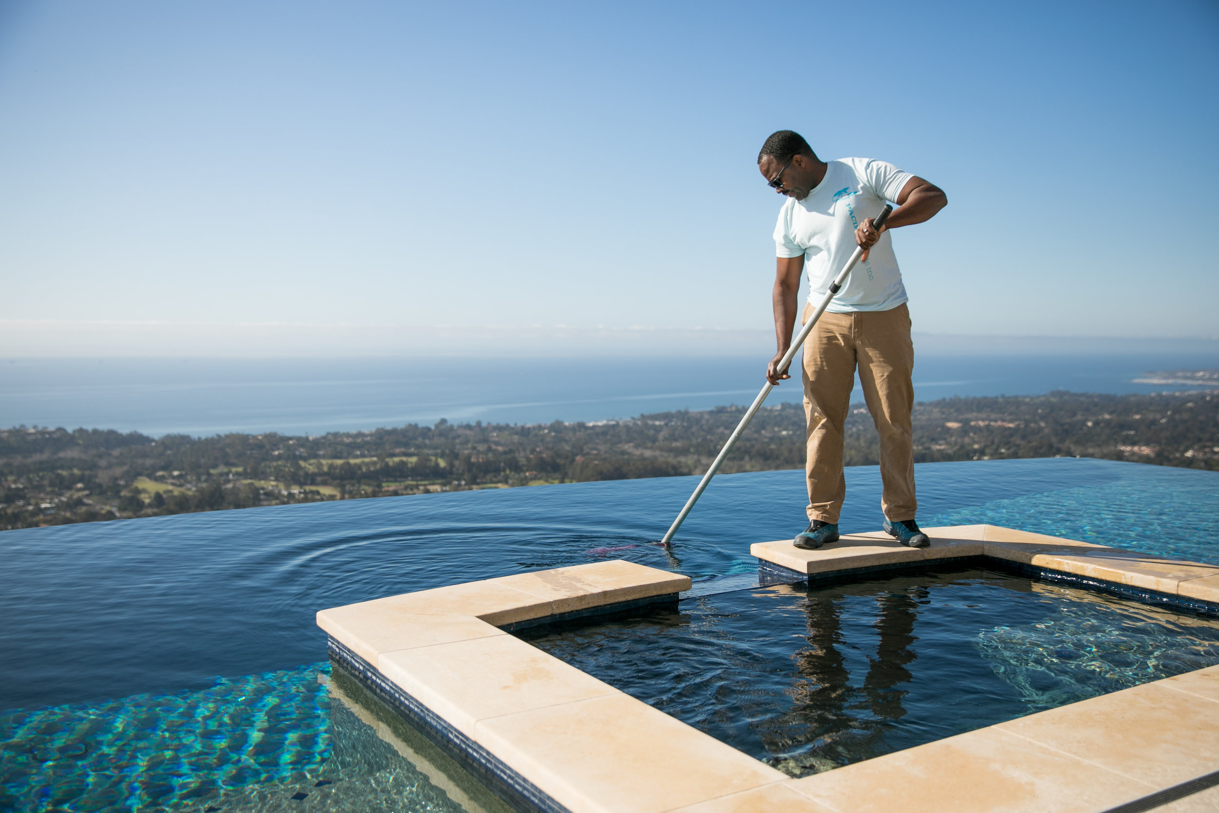 Every pool cleaner can clean a pool. What are the most unique problems you can solve?