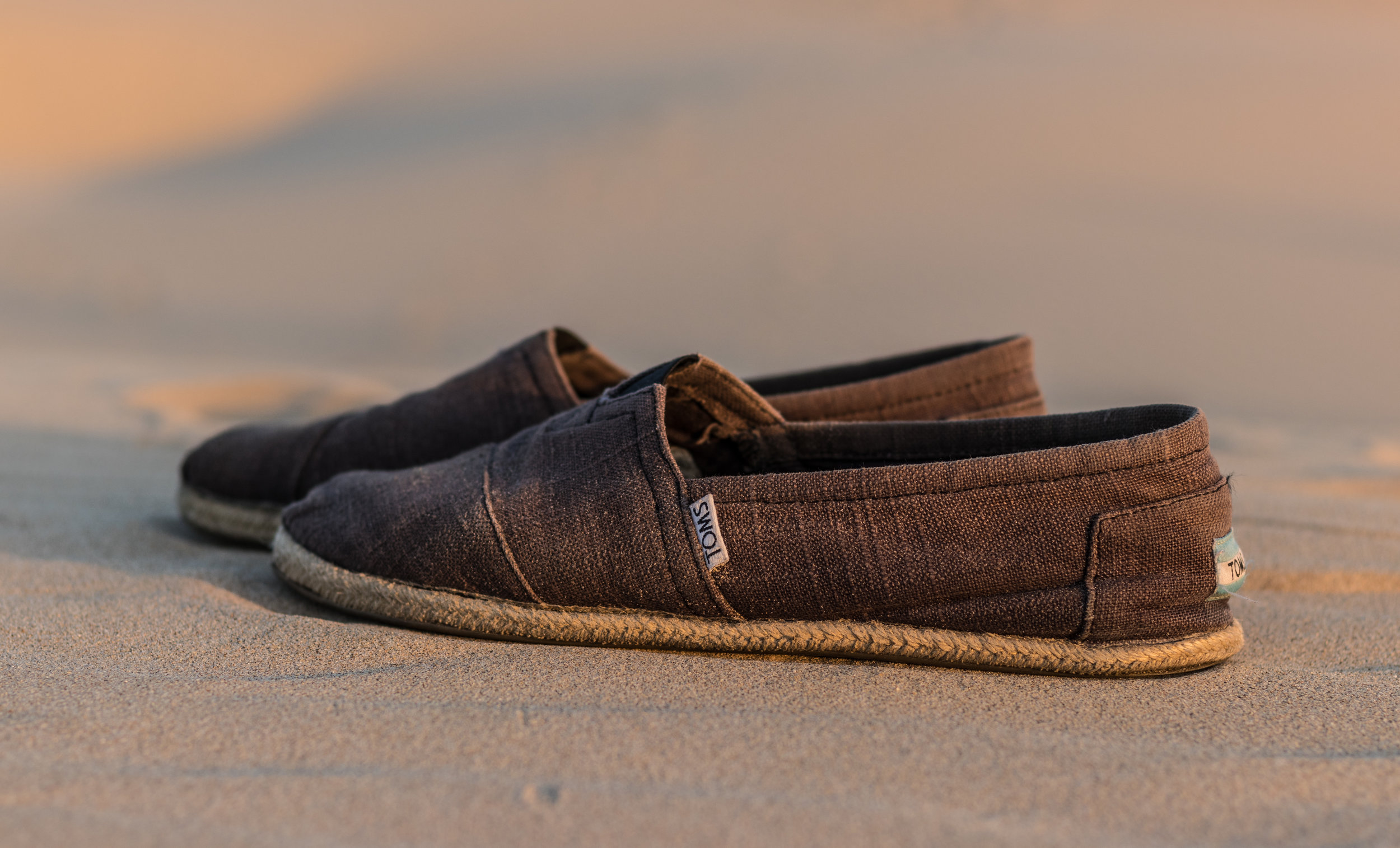 TOMS shoes send a very clear message. What message does your business send?