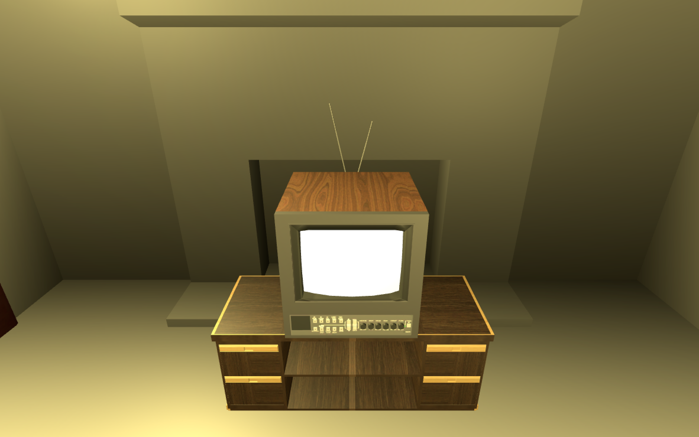 The TV Room VR