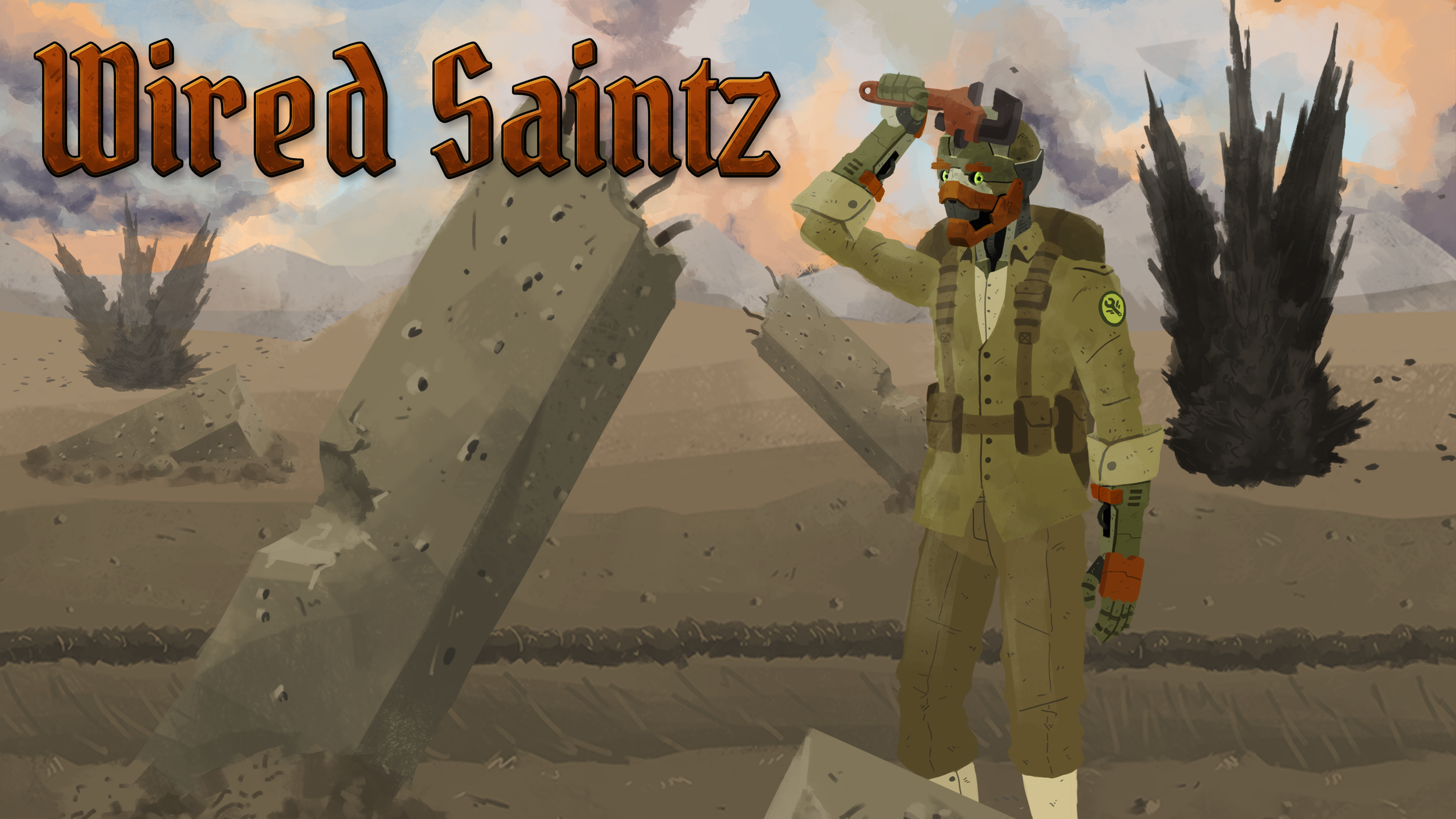 Wired Saintz