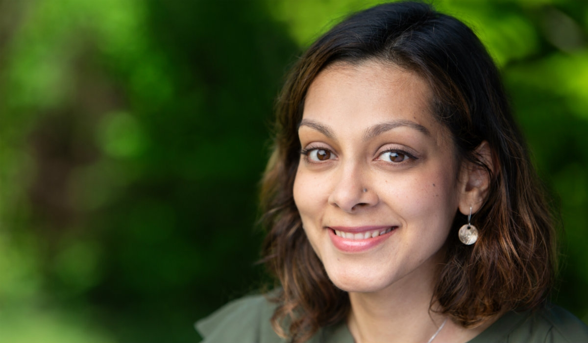 Anita Ansari in Summer of 2018