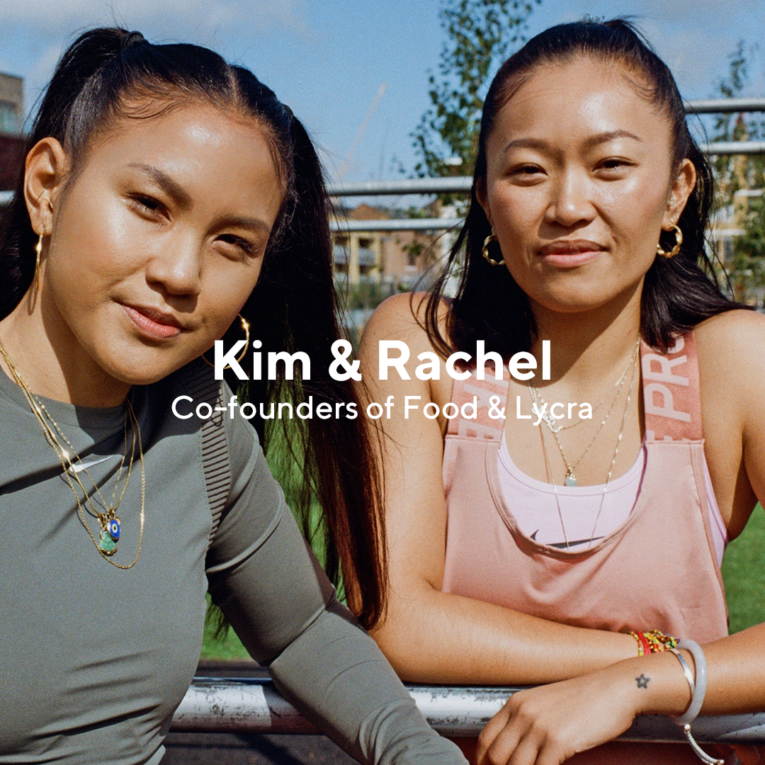 Kim and Rachel are co-founders of Food and Lycra, a platform that combines fun workouts and a lot of food. With a distaste for diets, these girls are passionate about food, fitness and fun and approach life with a fast, furious and fierce style.