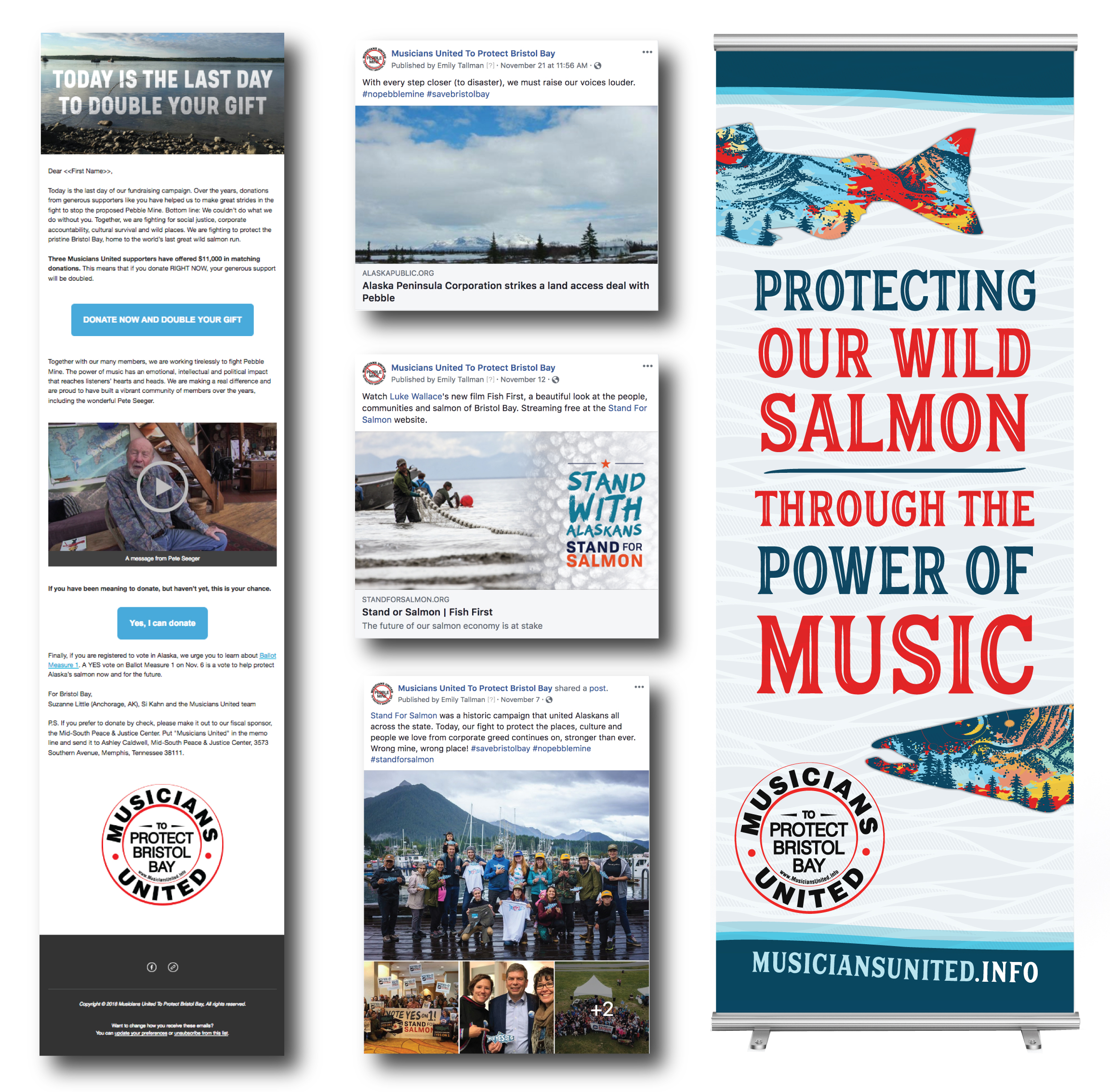 Musicians United to Protect Bristol Bay