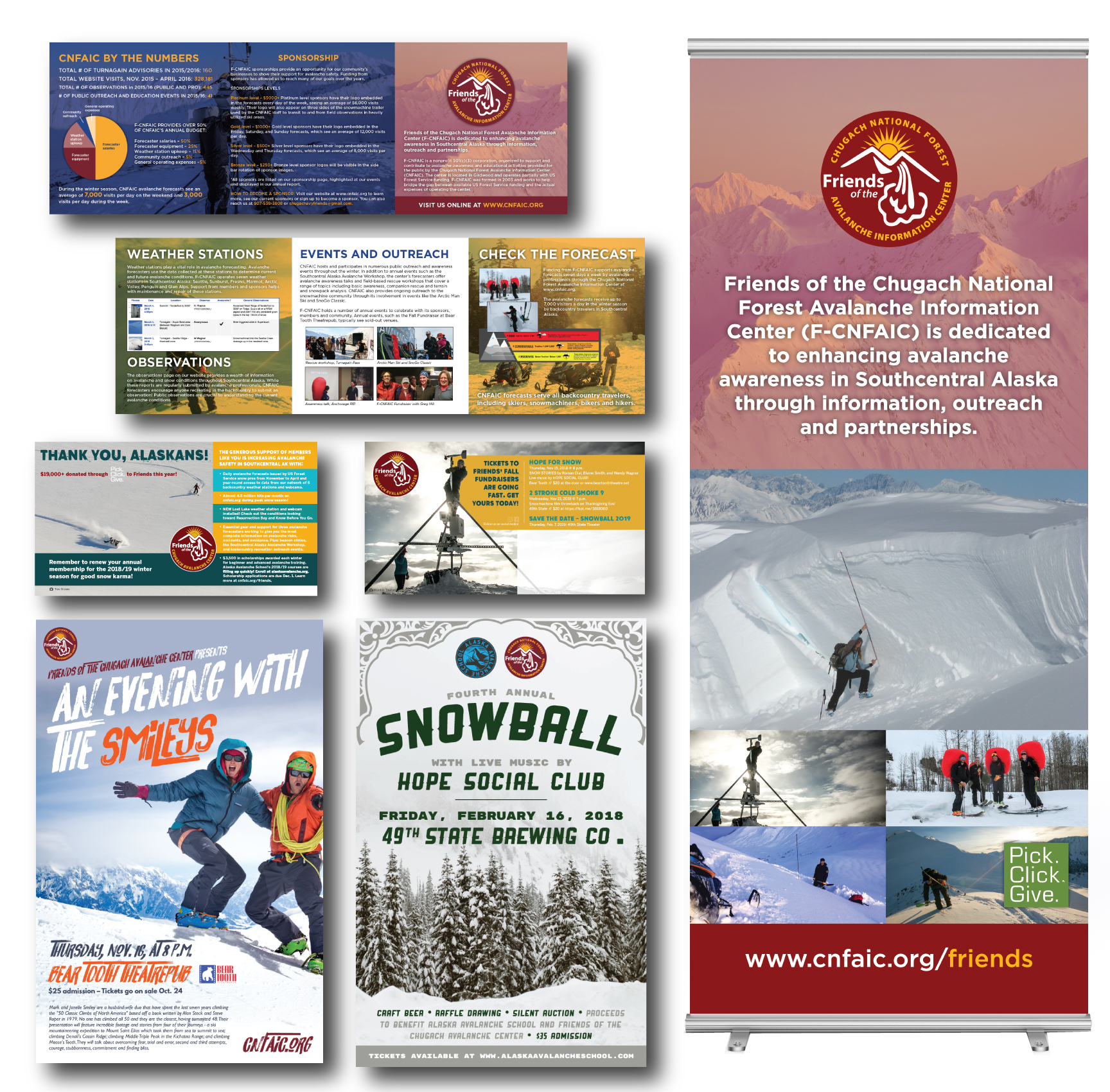 Friends of the Chugach Avalanche Center