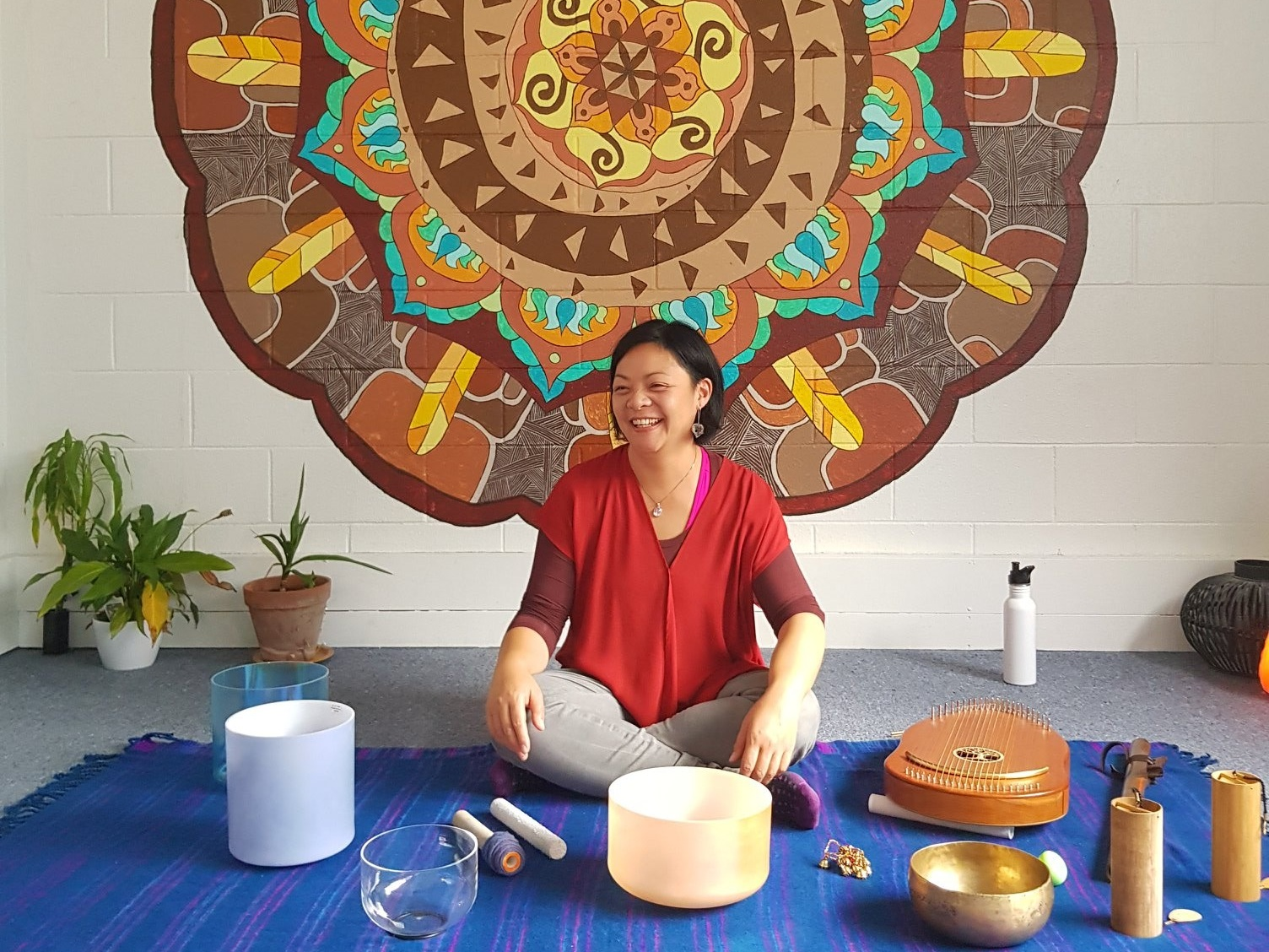 Yee Ley  - Sound & Energy Healer and Facilitator of Possibilities, Pukerua Bay, New Zealand